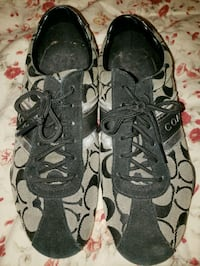 Coach shoes like new condition  Frederick