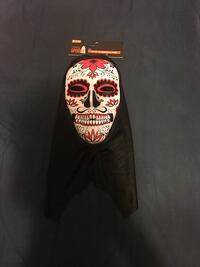 Day Of The Dead Skull Halloween Mask Los Angeles, 91606