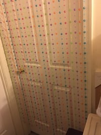 Bead Curtain for Door Silver Spring, 20906