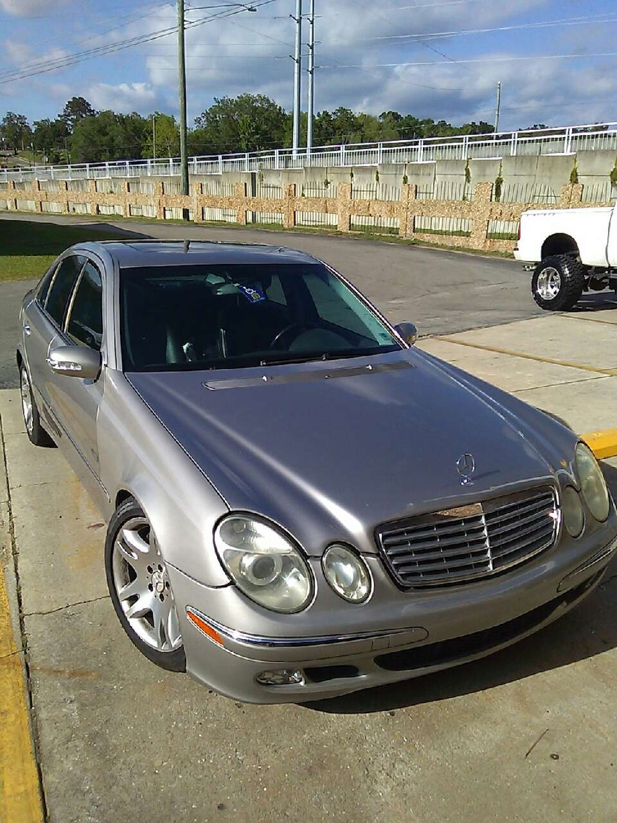 Used 2004 mercedes benz 4 d sedan 4wd selling as is in for Mercedes benz of tallahassee