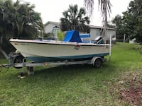 1988 mako excellent condition needs engine $3000 or best offer Sebastian, 32976