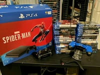 PS4 1TB/ 2 Controllers/33 Games  Cypress, 77433
