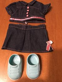 "18"" doll our generation girl jean clothes  Niagara Falls, L2H 1X3"