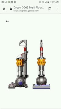 Dyson ball multi floor vaccum brand new in box Aliso Viejo, 92656