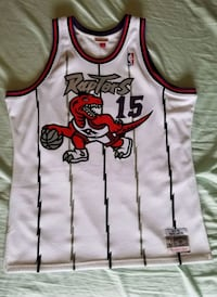Brand New Mitchell and Ness Vince Carter Size XXL Caledon