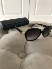 Ralph Lauren Sunglasses. Black with with gold stamping. Mississauga