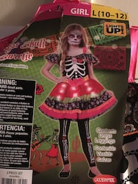 Sugar Skull Sweetie Halloween Costume Columbia, 21045
