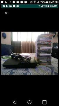 PS3 with one controller and 24 games Bakersfield