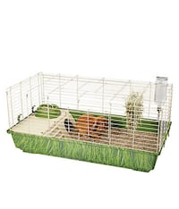 **No Animal** just the cage for sale. It's like new   Silver Spring, 20904