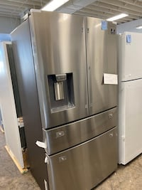 WE DELIVER! Samsung Refrigerator Fridge French Door 4-Door Brand New #766 Willingboro, 08046
