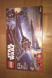 Star Wars LEGO set BRAND NEW NEVER OPENED