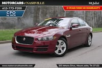 Jaguar XE 2017 Mount Juliet, 37122