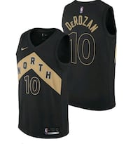 Camiseta Toronto Raptors City Edition Barcelona
