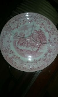 Collector plates restaurant Ware 6 plates