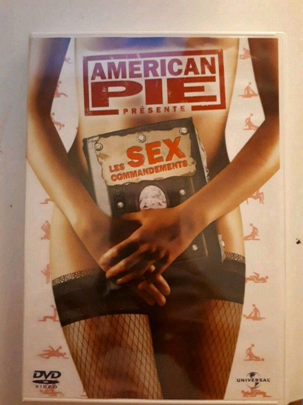 "DVD American Pie ""Les Sex Commandements"""