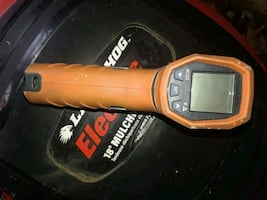 Klein's tool infared thermometer