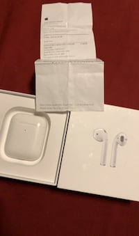 AirPods 2 With Wireless Charging Case Mississauga, L4Y 2N6