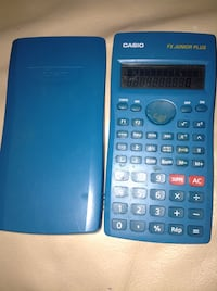 Bleu Casio FX Junior plus calculatrice Corbeil-Essonnes, 91100