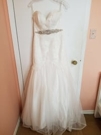 Hour Shaped Fitted Mermaid Wedding Dress Hamilton, L8J 0E3