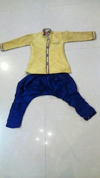 yellow long-sleeve top and blue pants Mira Bhayandar, 401107