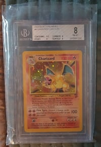 Graded charizard card Vaughan, L4H 1S2