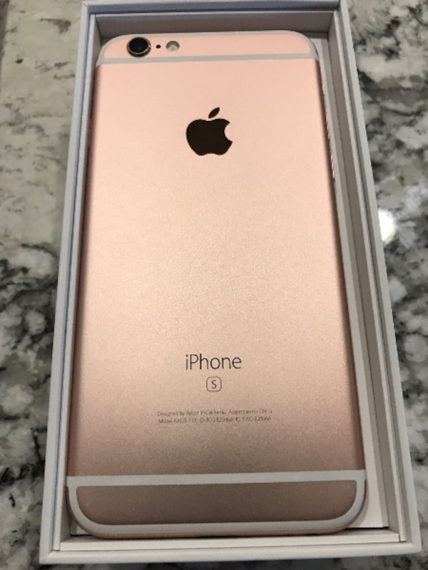 brand new iphone in box