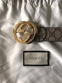 Gucci Belt Aurora, 80015