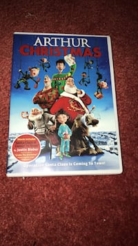 Arthur Christmas Movie Fairfax Station, 22039