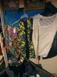 assorted-color clothes lot Theodore, 36582