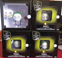 New 5 star line from Funko Nightmare Before Christmas  Brampton, L6Y 3V3