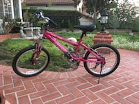 red and black BMX bike Lake Forest, 92630