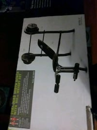 black and gray exercise equipment Haysville, 67060