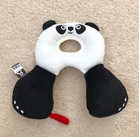 Benbat panda travel pillow Mississauga, L5M 6C6