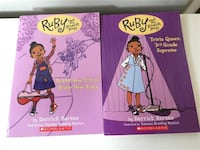 Ruby and the Booker Boys books by Derrick Barnes