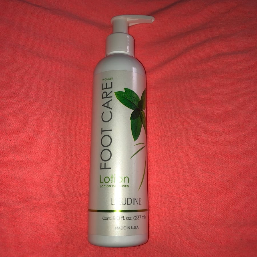 L'eudine foot care lotion