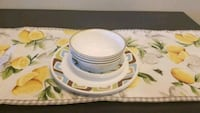 11 Piece Dinnerware Set  Placentia, 92870