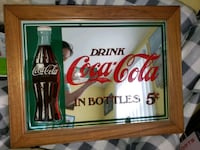 Coca cola mirror  Laurel, 11948