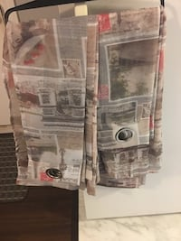 MANY CURTAINS for sale Châteauguay, J6K 2M8