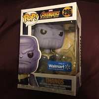Funko pop thanos mind stone walmart exclusive Mississauga, L5A