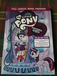 My Little Pony movie Great Falls, 59405