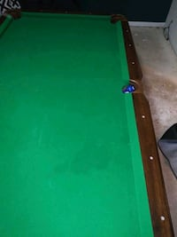 Pool table Manassas