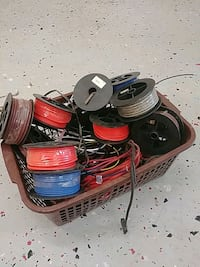 Tub of automotive wire Charles Town, 25414