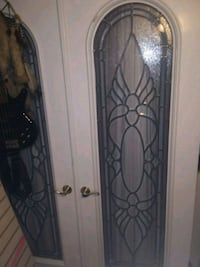 Stained Glass French Double doors  Apopka, 32712