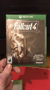 Xbox One Fallout 4 case Waterloo, N2L 4S4