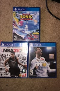 PS4 Console game