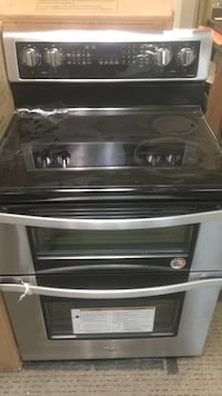 stainless steel and black induction range oven Kettering, 45409