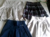 Girls skirts school uniform firm price Irvine, 92620