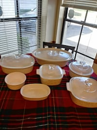 89$ set corning ware in perfect condition Clearwater, 33764