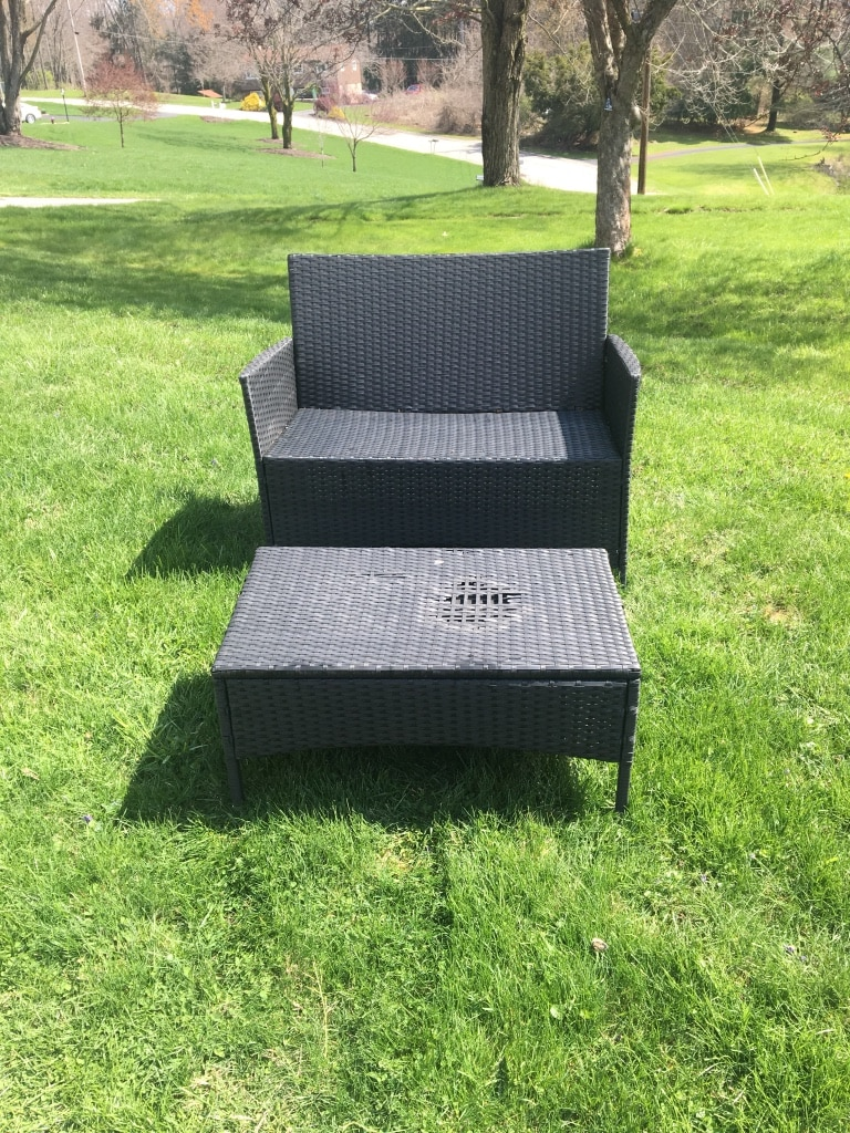 Photo Outdoor furniture