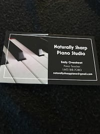 Piano lessons Millersville